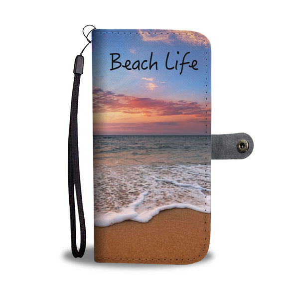 Beach Life Wallet/Phone Case - Nvr2Lte2Shop.com