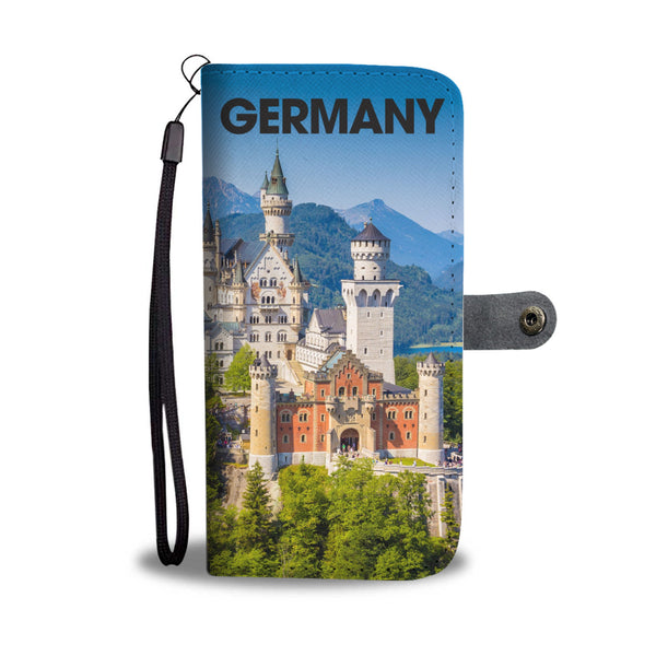 Germany Wallet/Phone Case - Nvr2Lte2Shop.com