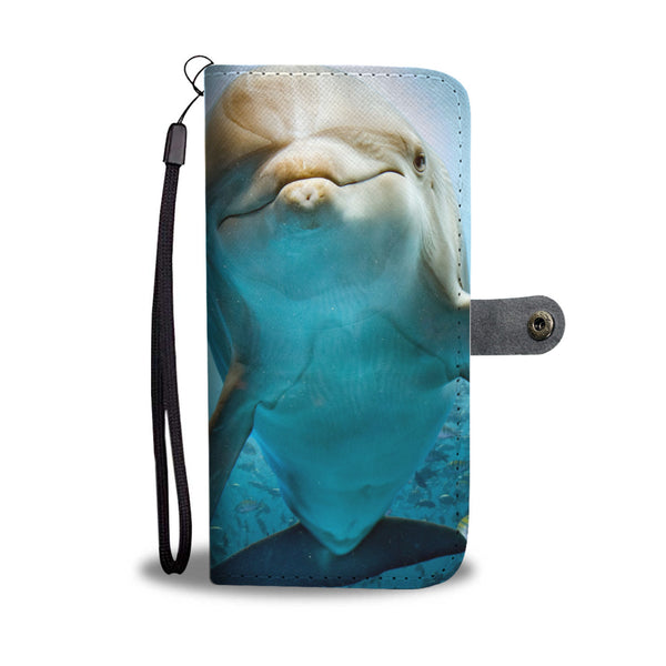 Dolphin Wallet/Phone Case - Nvr2Lte2Shop.com