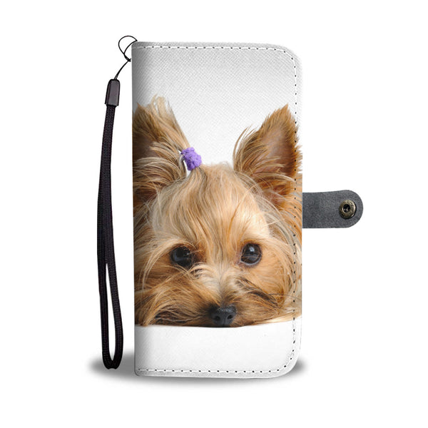 Yorkie Wallet/Phone Case - Nvr2Lte2Shop.com