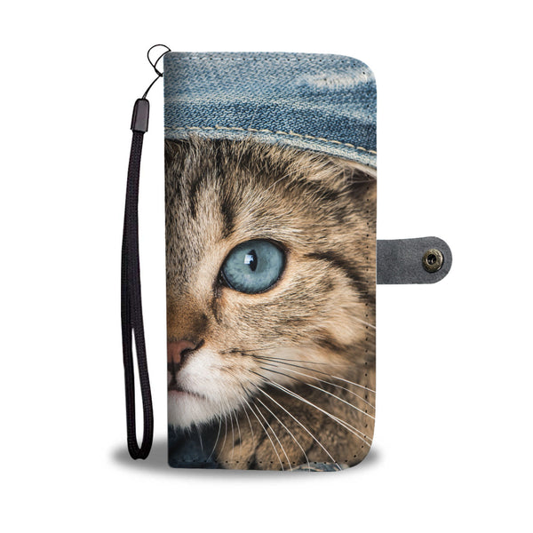 Kitten Wallet/Phone Case - Nvr2Lte2Shop.com