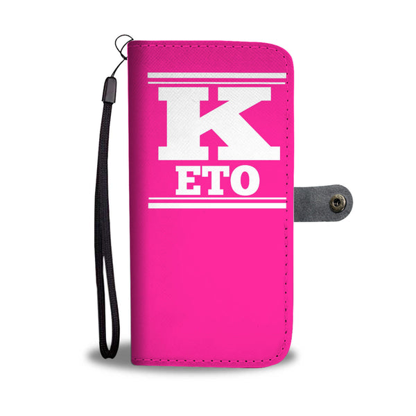Keto Wallet/Phone Case - Nvr2Lte2Shop.com