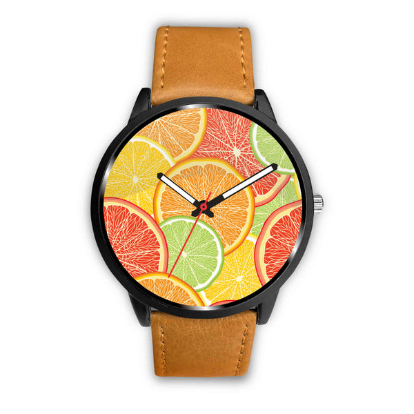 Citrus Slice Watch - Nvr2Lte2Shop.com