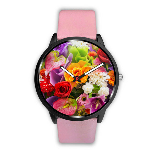 Flowers Watch - Nvr2Lte2Shop.com