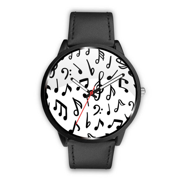 Music Notes Watch - Nvr2Lte2Shop.com