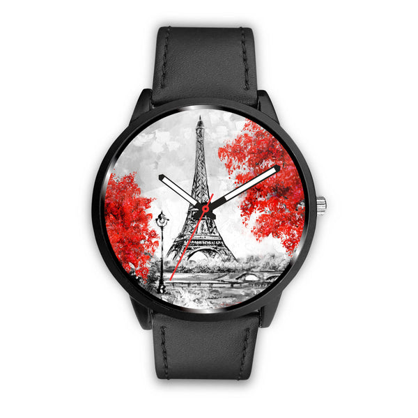 Paris in Red Watch - Nvr2Lte2Shop.com