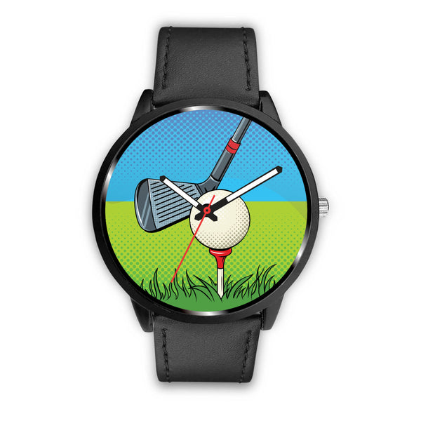 Golf Pixelated Watch - Nvr2Lte2Shop.com