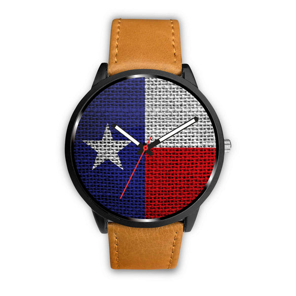 Texas Flag Watch - Nvr2Lte2Shop.com