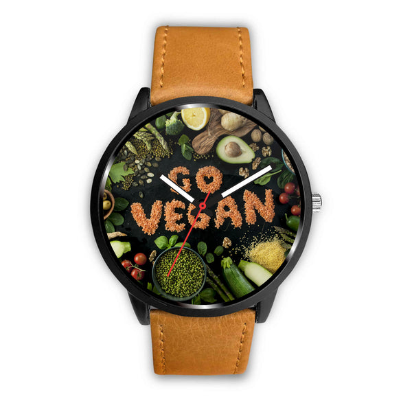 Go Vegan Watch - Nvr2Lte2Shop.com