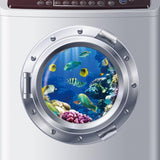 NEW 3D Ocean View Fish Portal Wall Sticker PROMO - Nvr2Lte2Shop.com