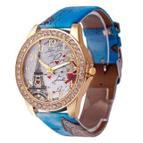 Eiffel Tower Fashion Quartz Watch - Nvr2Lte2Shop.com