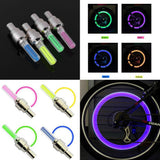 NEW Crazy LED Neon Tire Glow Valve Sticks (1 Pair, 2pcs) - Nvr2Lte2Shop.com