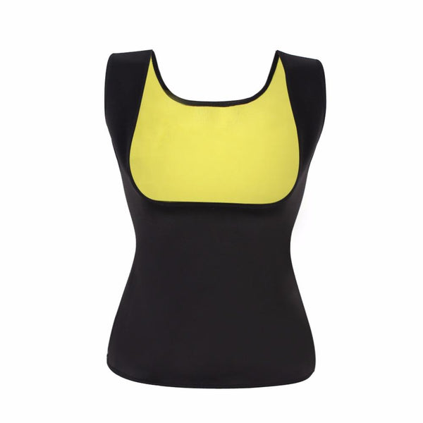 Neoprene Sweat Sauna Hot Body Shaper Vest - Nvr2Lte2Shop.com