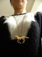 2018 Running Horse Pendant Necklace - Nvr2Lte2Shop.com