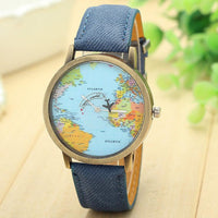 Global Traveler Women's Fashion Watch - Nvr2Lte2Shop.com