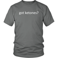 Got Keytones Unisex T-Shirt - Nvr2Lte2Shop.com