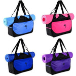 Multifunctional Yoga Bag and Mat Carrier - Nvr2Lte2Shop.com