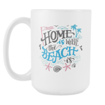 Home Beach Mug - Nvr2Lte2Shop.com