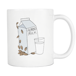 Almond Milk 11oz Mug - Nvr2Lte2Shop.com