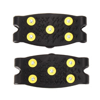 Winter 5 Stud Snow Anti Slip Ice Crampons - Nvr2Lte2Shop.com