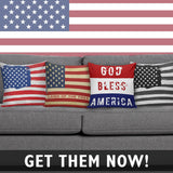 Great America Pillow Covers - Nvr2Lte2Shop.com