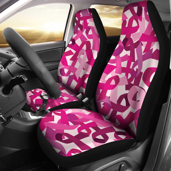 Breast Cancer Awareness Car Seat Covers - Nvr2Lte2Shop.com