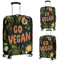 Go Vegan Luggage Covers - Nvr2Lte2Shop.com
