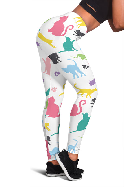 Cats Leggings - Nvr2Lte2Shop.com