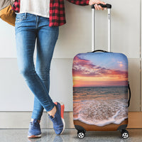 Beach Sunset Luggage Covers - Nvr2Lte2Shop.com