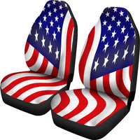 USA Flag Car Seat Covers - Nvr2Lte2Shop.com