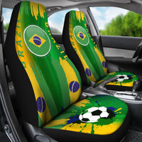 World Cup Brazil Car Seat Covers - Nvr2Lte2Shop.com