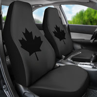 Maple Leaf Car Seat Covers - Nvr2Lte2Shop.com