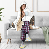 Dachshund Hooded Blanket - Nvr2Lte2Shop.com