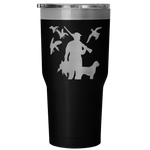 Bird Hunting 30 Ounce Vacuum Tumbler - Nvr2Lte2Shop.com