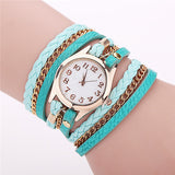 Retro Vintage Women's Gold Dial Dress Watch - Nvr2Lte2Shop.com