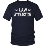 Law of Attraction Unisex T-Shirt - Nvr2Lte2Shop.com