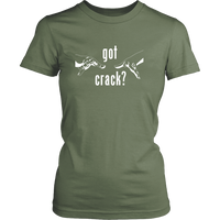 Got Crack Women's T-Shirt - Nvr2Lte2Shop.com