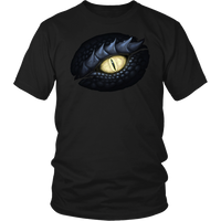 Dragon Eye Unisex T-Shirt - Nvr2Lte2Shop.com