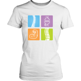 Chiropractic Elements Women's T-Shirt - Nvr2Lte2Shop.com