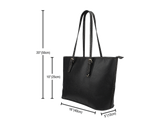 Calavera Spider Temptress Small Leather Tote - Nvr2Lte2Shop.com