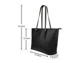 Holy Spirit Small Leather Tote - Nvr2Lte2Shop.com