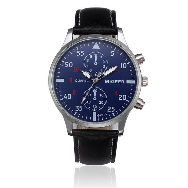 THE VENETIAN - LUXURY LEATHER WATCH - Nvr2Lte2Shop.com
