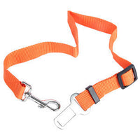 Color Dog Car Safety Seat Belt Leash Restraint PROMO - Nvr2Lte2Shop.com