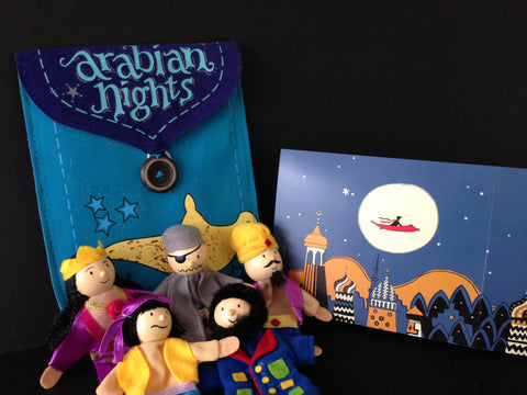 Arabian Nights Story Pocket Set