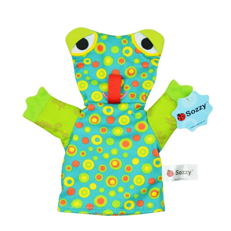 Colourful Animal Hand Puppet