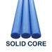 USA Foam  Solid Core Deluxe Foam Pool Swim Noodles 3 PACK 5 Foot Length