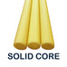 Oodles Solid Core Deluxe Foam Pool Swim Noodles 3 PACK 5 Foot Length - HonorTraders