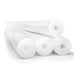 4 Pack Oodles Monster 55 Inch x 3.5 Inch Jumbo Swimming  Pool Noodle Foam Multi-Purpose WHITE - HonorTraders