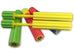 Oodles of Noodles Foam Noodle Water Blaster Mini  Soaker 5 Pack multi-colors - HonorTraders