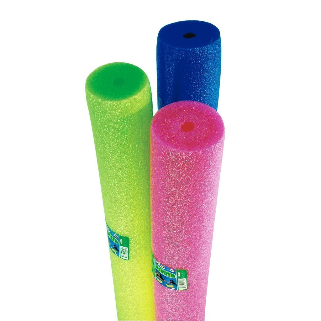 Monster 55 Inch x 3.5 Inch Noodle Pool Noodle Foam Asstd Colors - 1 noodle - HonorTraders